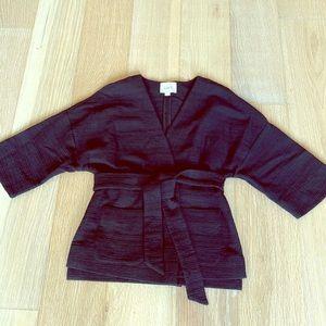 LOFT Belted Jacket